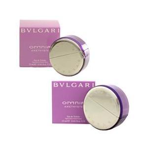 ブルガリ BVLGARI オムニア アメジスト (チャームコレクション) (箱なし) EDT・SP 25ml 香水 フレグランス OMNIA AMETHYSTE|beautyfactory