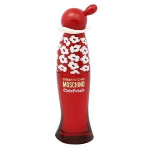 モスキーノ MOSCHINO チープ アンド シック シック ペタルズ (箱なし) EDT・SP 50ml 香水 フレグランス CHEAP AND CHIC CHIC PETALS|beautyfactory