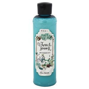 JEWEL JOUER ジュエルジュエラ ボディフレグランスジェリー ルカガレット (テスター) 200ml 香水 フレグランス|beautyfactory