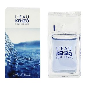 KENZO ローパケンゾー プールオム ミニ香水 EDT・BT 5ml 香水 フレグランス L'EAU PAR KENZO POUR HOMME|beautyfactory