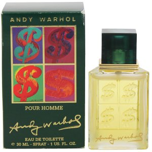ANDY WARHOL アンディ ウォーホル プールオム EDT・SP 30ml 香水 フレグランス ANDY WARHOL POUR HOMME|beautyfactory