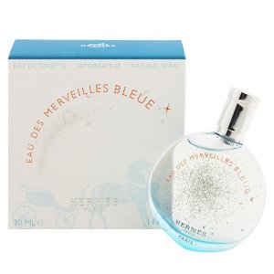 エルメス HERMES オーデメルヴェイユ ブルー EDT・SP 30ml 香水 フレグランス EAU DES MERVEILLES BLEUE|beautyfactory