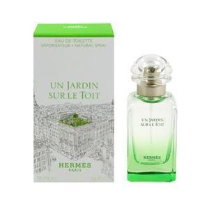 エルメス HERMES 屋根の上の庭 EDT・SP 50ml 香水 フレグランス UN JARDIN SUR LE TOIT|beautyfactory