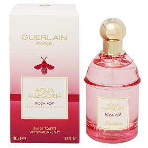 ゲラン GUERLAIN アクア アレゴリア ローサ ポップ EDT・SP 100ml 香水 フレグランス AQUA ALLEGORIA ROSA POP|beautyfactory