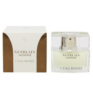 GUERLAIN ゲラン オム ロー ボワゼ (旧パッケージ) EDT・SP 50ml 香水 フレグランス GUERLAIN HOMME L'EAU BOISEE|beautyfactory