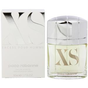 パコラバンヌ PACO RABANNE エクセス プールオム (旧パッケージ) EDT・SP 50ml 香水 フレグランス XS POUR HOMME|beautyfactory