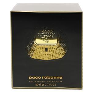パコラバンヌ PACO RABANNE レディ ミリオン (コレクターズエディション) EDP・SP 80ml 香水 フレグランス LADY MILLION|beautyfactory