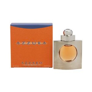 アザロ AZZARO アズーラ (レフィラブル) EDP・SP 25ml 香水 フレグランス AZZURA REFILLABLE beautyfactory