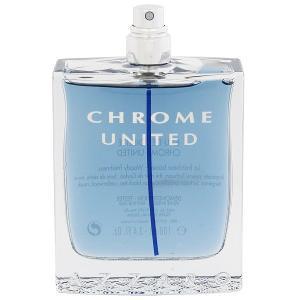 アザロ AZZARO クローム ユナイテッド (テスター) EDT・SP 100ml 香水 フレグランス CHROME UNITED TESTER|beautyfactory