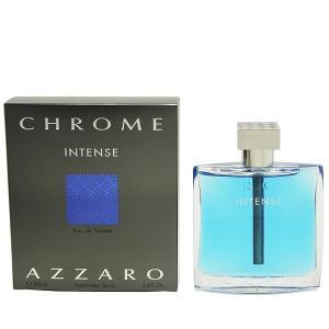 アザロ AZZARO クローム インテンス EDT・SP 100ml 香水 フレグランス CHROME INTENSE|beautyfactory
