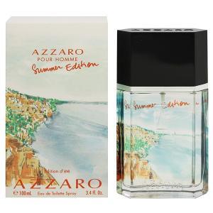 AZZARO アザロ プールオム サマー 2013 EDT・SP 100ml 香水 フレグランス AZZARO POUR HOMME SUMMER|beautyfactory