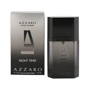 AZZARO アザロ プールオム ナイト タイム EDT・SP 50ml 香水 フレグランス AZZARO POUR HOMME NIGHT TIME|beautyfactory