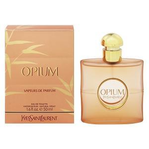 イヴサンローラン YVES SAINT LAURENT ヴァプール ドゥ オピウム EDT・SP 50ml 香水 フレグランス OPIUM VAPEUR DE PARFUM|beautyfactory