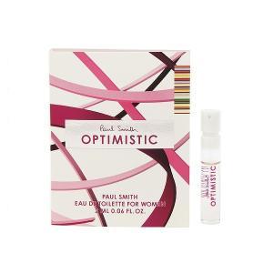 ポール スミス PAUL SMITH オプティミスティック フォーウーマン (チューブサンプル) EDT・SP 2ml 香水 フレグランス OPTIMISTIC FOR WOMEN|beautyfactory