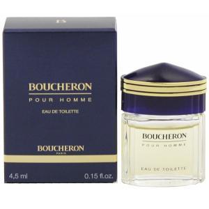 BOUCHERON ブシュロン プールオム ミニ香水 EDT・BT 4.5ml 香水 フレグランス BOUCHERON POUR HOMME|beautyfactory