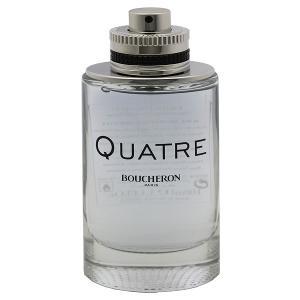 ブシュロン BOUCHERON キャトル プールオム (テスター) EDT・SP 100ml 香水 フレグランス QUATRE POUR HOMME TESTER beautyfactory