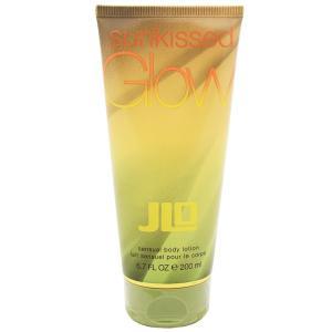 ジェニファーロペス JENNIFER LOPEZ サンキスト グロウ ボディローション 200ml SUNKISSED GLOW BY JLO SENSUAL BODY LOTION|beautyfactory