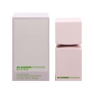ジルサンダー JIL SANDER スタイル パステル ブラッシュピンク EDP・SP 50ml 香水 フレグランス STYLE PASTELS BLUSH PINK|beautyfactory