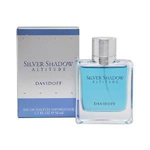 ダビドフ DAVIDOFF シルバーシャドー アルティテュード EDT・SP 50ml 香水 フレグランス SILVER SHADOW ALTITUDE|beautyfactory
