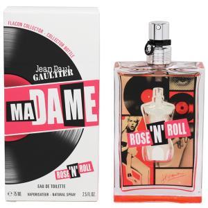 ジャン ポール ゴルチェ JEAN PAUL GAULTIER マダム ローズンロール EDT・SP 75ml 香水 フレグランス MADAME ROSE N ROLL|beautyfactory