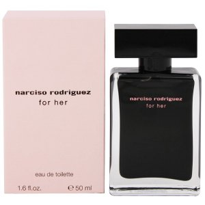 NARCISO RODRIGUEZ ナルシソ ロドリゲス フォーハー EDT・SP 50ml 香水 フレグランス NARCISO RODRIGUEZ FOR HER|beautyfactory