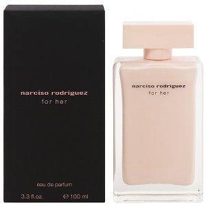 NARCISO RODRIGUEZ ナルシソ ロドリゲス フォーハー EDP・SP 100ml 香水 フレグランス NARCISO RODRIGUEZ FOR HER|beautyfactory