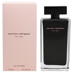 NARCISO RODRIGUEZ ナルシソ ロドリゲス フォーハー EDT・SP 150ml 香水 フレグランス NARCISO RODRIGUEZ FOR HER|beautyfactory