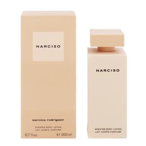 ナルシソ ロドリゲス NARCISO RODRIGUEZ ナルシソ センテッド ボディローション 200ml NARCISO SCENTED BODY LOTION|beautyfactory