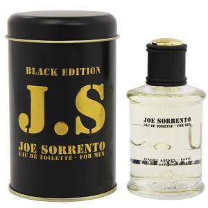 ジャンヌアルテス JEANNE ARTHES JS ブラック EDT・SP 100ml 香水 フレグランス J.S JOE SORRENTO BLACK EDITION beautyfactory