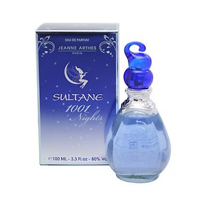 ジャンヌアルテス JEANNE ARTHES スルタン ナイト EDP・SP 100ml 香水 フレグランス SULTANE 1001 NIGHTS beautyfactory