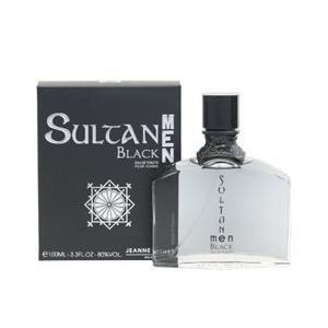 ジャンヌアルテス JEANNE ARTHES スルタン メン ブラック EDT・SP 100ml 香水 フレグランス SULTANE MEN BLACK|beautyfactory