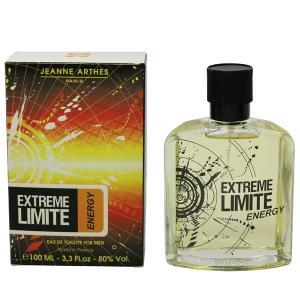 ジャンヌアルテス JEANNE ARTHES エクストリーム リミット エナジー EDT・SP 100ml 香水 フレグランス EXTREME LIMITE ENERGY|beautyfactory