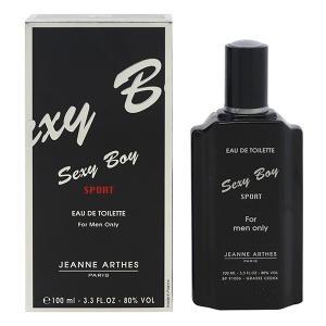 ジャンヌアルテス JEANNE ARTHES セクシーボーイ スポーツ EDT・SP 100ml 香水 フレグランス SEXY BOY SPORT FOR MEN ONLY|beautyfactory