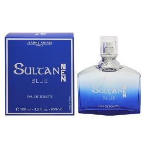 ジャンヌアルテス JEANNE ARTHES スルタン メン ブルー EDT・SP 100ml 香水 フレグランス SULTAN MEN BLUE|beautyfactory