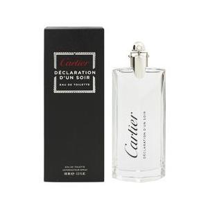 カルティエ CARTIER デクラレーション ダンソワール EDT・SP 100ml 香水 フレグランス DECLARATION D'UN SOIR|beautyfactory