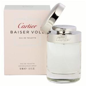カルティエ CARTIER ベーゼ ヴォレ EDT・SP 50ml 香水 フレグランス BAISER VOLE|beautyfactory