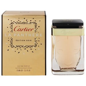カルティエ CARTIER ラ パンテール エディション ソワール EDP・SP 75ml 香水 フレグランス LA PANTHERE EDITION SOIR|beautyfactory