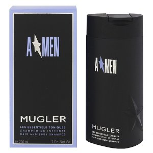 テュエリーミュグレー THIERRY MUGLER A☆MEN ヘア&ボディシャンプー 200ml A☆MEN HAIR AND BODY SHAMPOO|beautyfactory