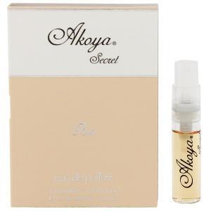 パリスブルー PARIS BLEU アコヤ シークレット (チューブサンプル) EDP・SP 2.5ml 香水 フレグランス AKOYA SECRET|beautyfactory