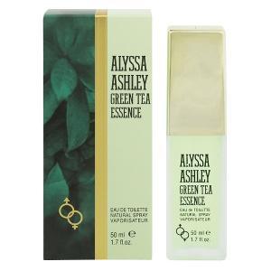 アリサアシュレイ ALYSSA ASHLEY グリーンティー エッセンス EDT・SP 50ml 香水 フレグランス GREEN TEA ESSENCE beautyfactory