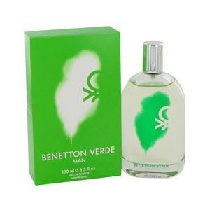 BENETTON ベネトン ヴェルデ マン EDT・SP 100ml 香水 フレグランス BENETTON VERDE MAN|beautyfactory