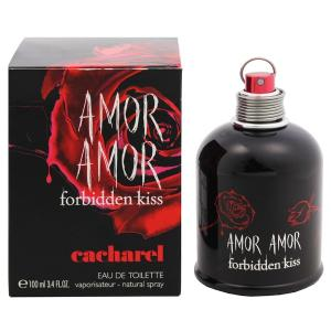 キャシャレル CACHAREL アモール アモール フォービドゥン キス EDT・SP 100ml 香水 フレグランス AMOR AMOR FORBIDDEN KISS