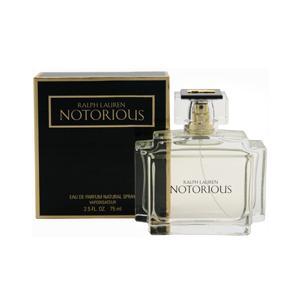 ラルフローレン RALPH LAUREN ノトーリアス EDP・SP 75ml 香水 フレグランス NOTORIOUS|beautyfactory