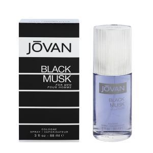 JOVAN ジョーバン ブラックムスク フォーメン EDC・SP 88ml 香水 フレグランス JOVAN BLACK MUSK FOR MEN COLOGNE|beautyfactory