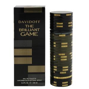 ダビドフ DAVIDOFF ザ ブリリアントゲーム EDT・SP 100ml 香水 フレグランス DAVIDOFF THE BRILLIANT GAME|beautyfactory