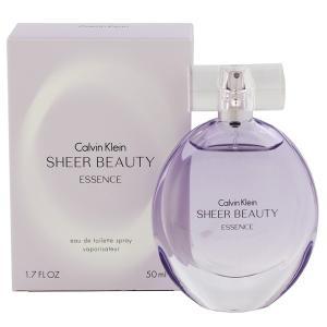 カルバンクライン CALVIN KLEIN シアー ビューティ エッセンス EDT・SP 50ml 香水 フレグランス SHEER BEAUTY ESSENCE beautyfactory