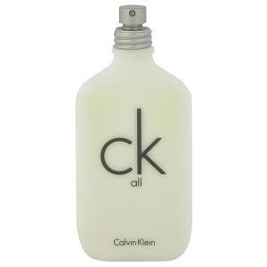 カルバンクライン CALVIN KLEIN シーケー オール (テスター) EDT・SP 100ml 香水 フレグランス CK ALL TESTER|beautyfactory