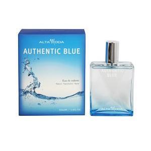 アルタモーダ ALTA MODA オーセンティック ブルー EDT・SP 100ml 香水 フレグランス AUTHENTIC BLUE|beautyfactory