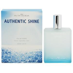 アルタモーダ ALTA MODA オーセンティック シャイン EDT・SP 100ml 香水 フレグランス|beautyfactory