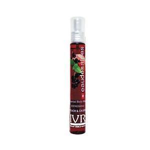 IVR オーデ アルプス ボディミスト #ピーチ&カシス 75ml EAUDESALPES SENTED BODY MIST PEACH & CASSIS|beautyfactory